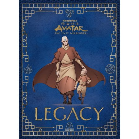 Avatar: The Last Airbender: Legacy](The Last Airbender Staff)