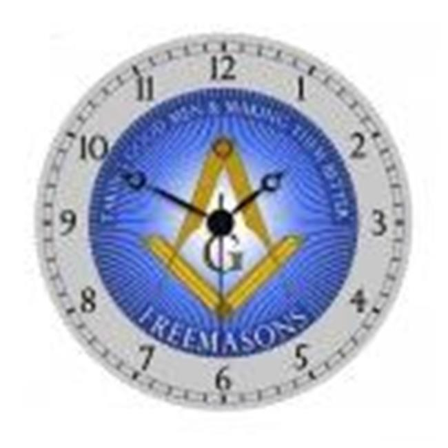 Sigma Impex CLK-114 Masonic Wall Clock