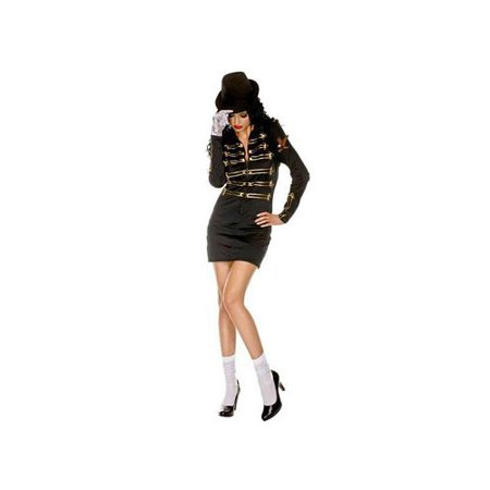Music Legs The Gloved One Costume Set 70299 Black - Music Costumes Ideas