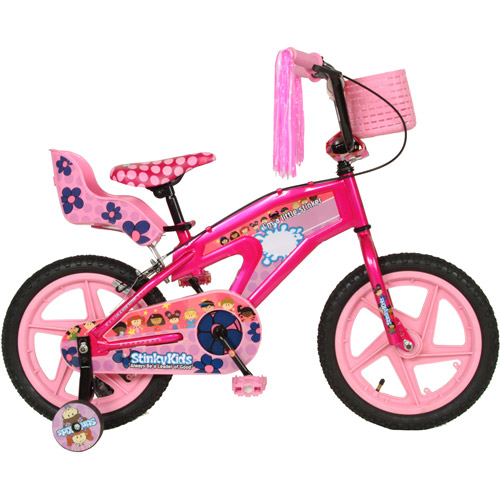 "16"" Stinkykids Girls' Bike by Generic"