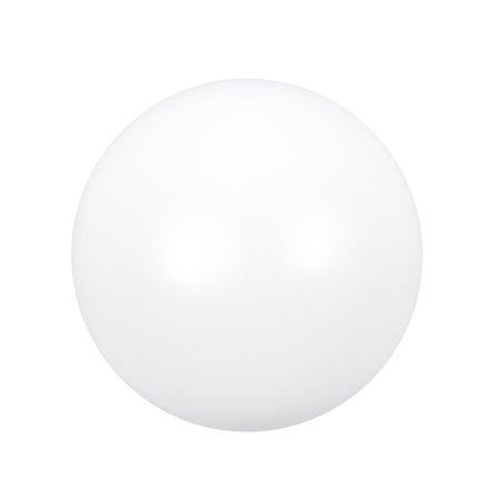 PTFE Ball, 36mm Diameter, Ground Finish, Diaphragm Pneumatic Pump, White