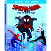 Spider-Man: Into the Spider-Verse (Blu-ray + DVD + Digital Copy)