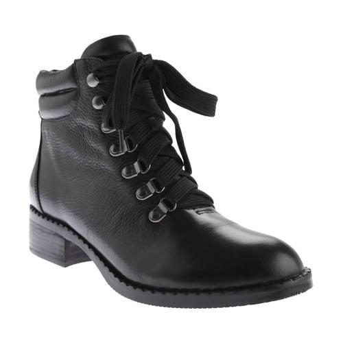 Brooklyn Lace Up Boot - Walmart.com