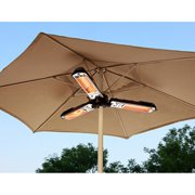 AZ Patio Heaters Indoor/Outdoor Electric Parasol Heater