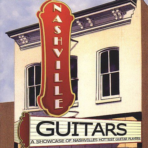 Nashville Guitars - Nashville Guitars [CD]