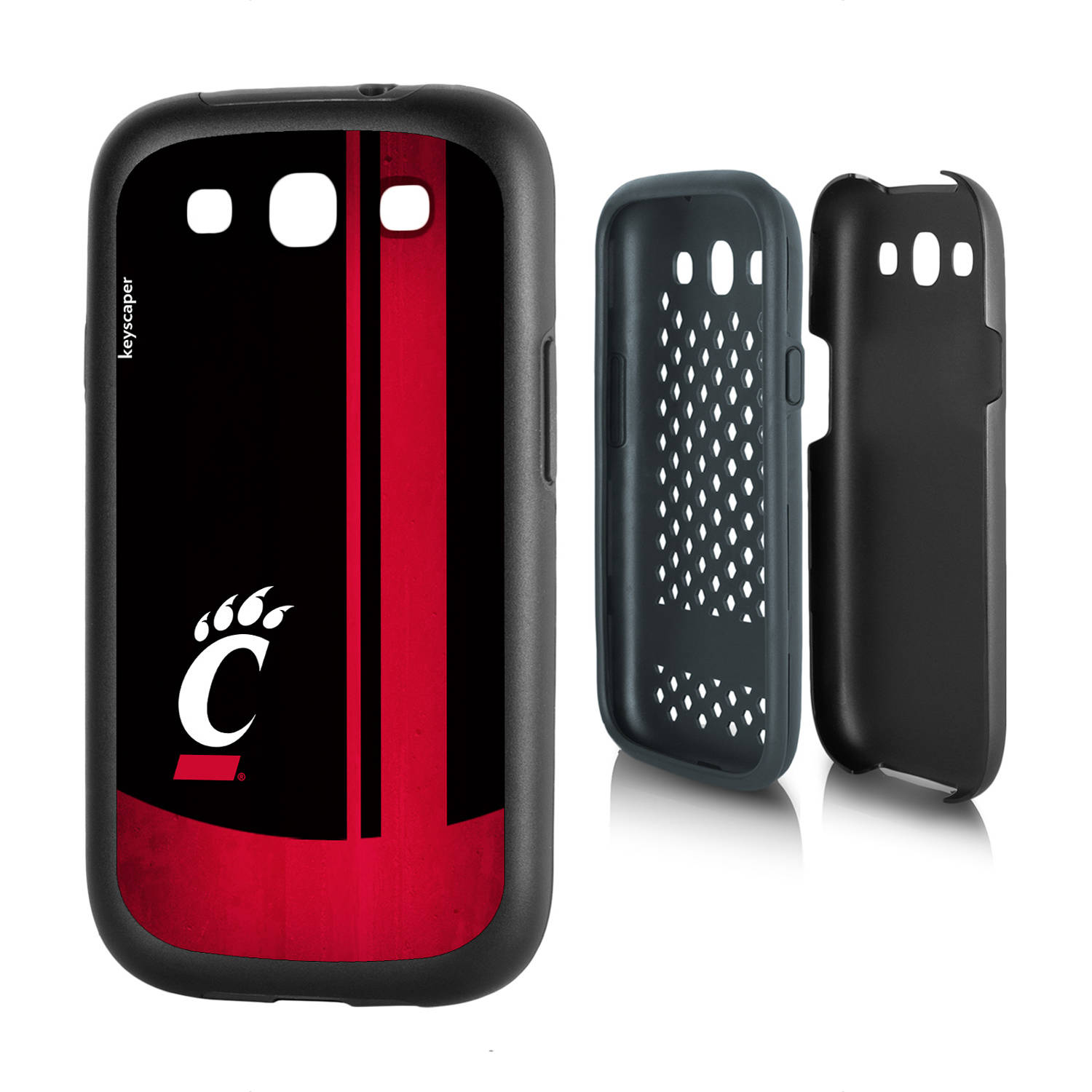 Cincinnati Bearcats Galaxy S3 Rugged Case