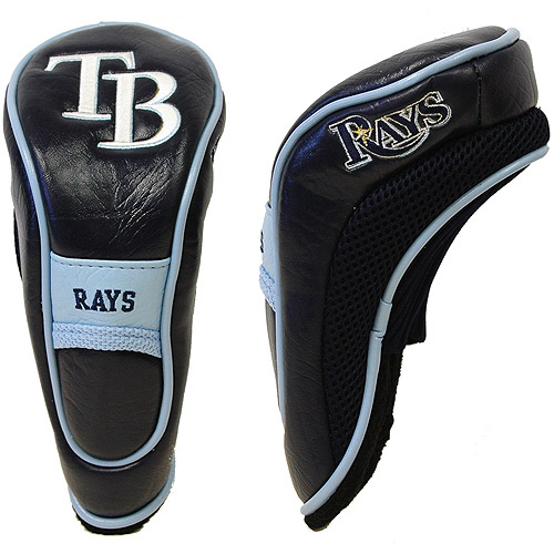 Team Golf MLB Tampa Bay Rays Hybrid Head Cover