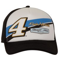Kevin Harvick The Game Slingshot Adjustable Hat - White/Black - OSFA