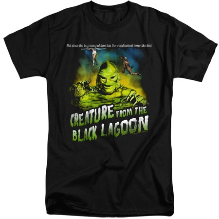 Universal Monsters - Not Since The Beginning - Tall Fit Short Sleeve Shirt - X-Large