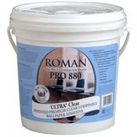 Roman adhesives 12401 ultra clear wallpaper adhesive pro - Roman pro 880 ...