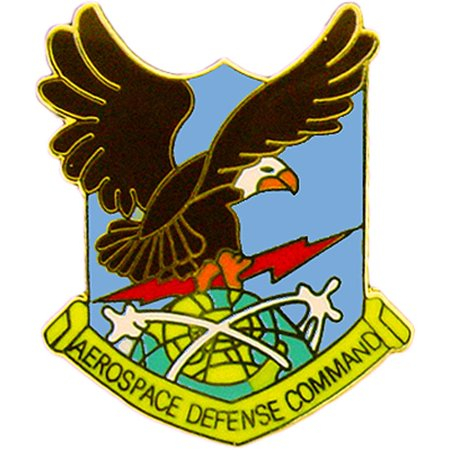U.S. Air Force Aerospace Defense Command Pin 1