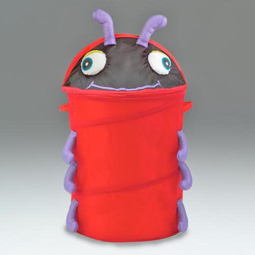 Ladybug Laundry Hamper by W C Redmon Company Inc