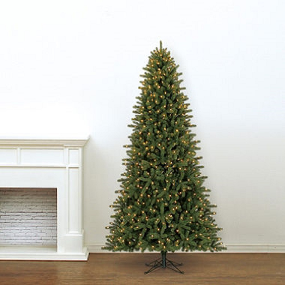 members mark 75 ft pre lit norway spruce artificial christmas tree walmartcom - Pre Lit Artificial Christmas Trees Sale