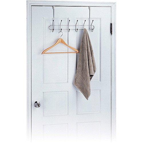 Neu Home 1701W 1 Overdoor Organizing Hooks