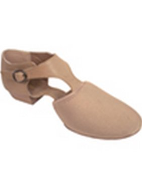 6c77c88f39c Product Image Beige Neoprene Vamp Leather Quarter T-Strap Flexible Jazz  Shoes 4-11 Womens