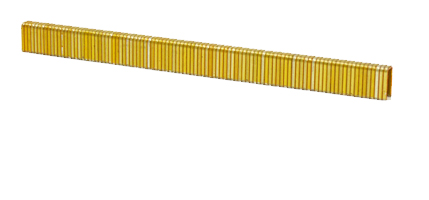 "L06 staples Unicatch L10 18 Gauge Narrow Crown Staples 1//4/"" Crown x 3//8/"" Leg"
