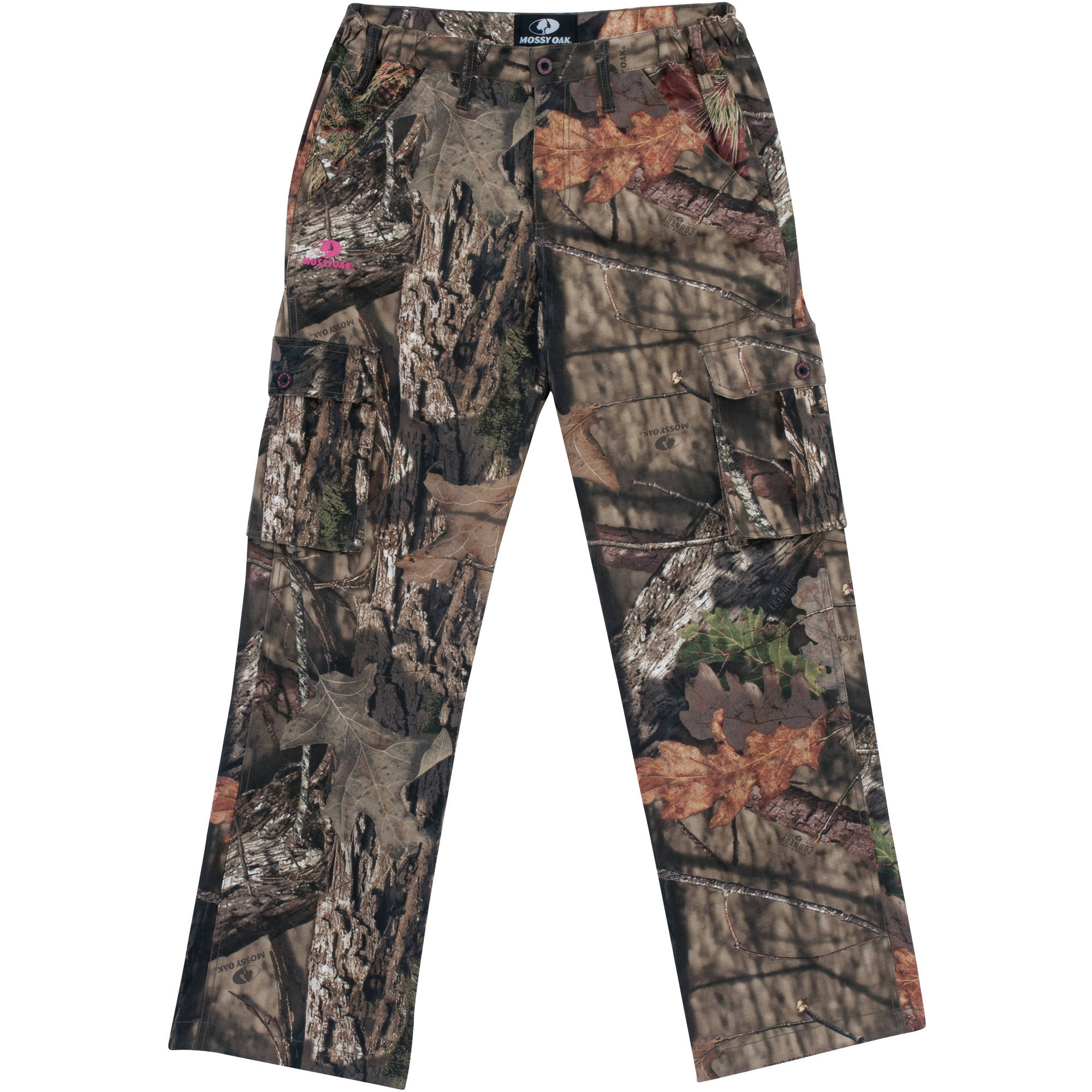 Women's Cargo Pants, Available in Realtree and Mossy Oak