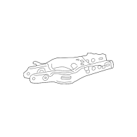 Genuine OE GM Lower Control Arm 23462008