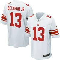 Odell Beckham Jr. New York Giants Nike Youth Game Jersey - White
