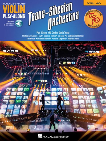 Click here to buy Trans-Siberian Orchestra.