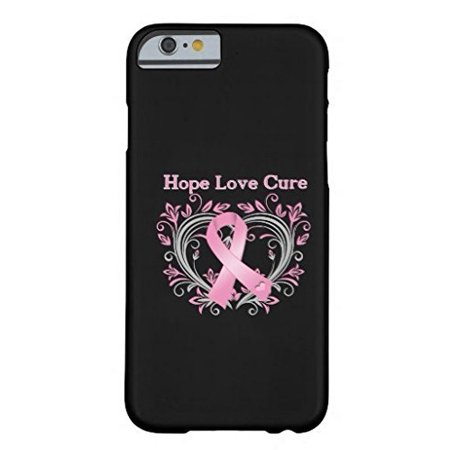 Ganma Pink Breast Cancer Awareness Case For mom ,daughter Rubber Case For iPhone 6 Plus, 6S Plus (5.5inch -