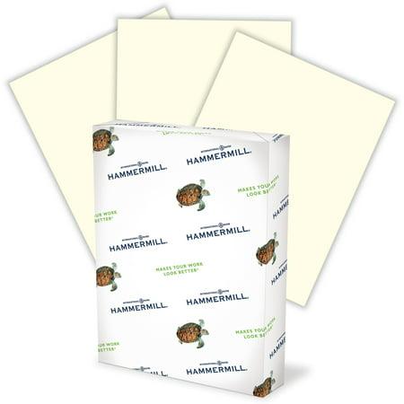 Cosy Cream (Hammermill, HAM168030, Colors Copy Paper®, 500 / Ream, Cream)
