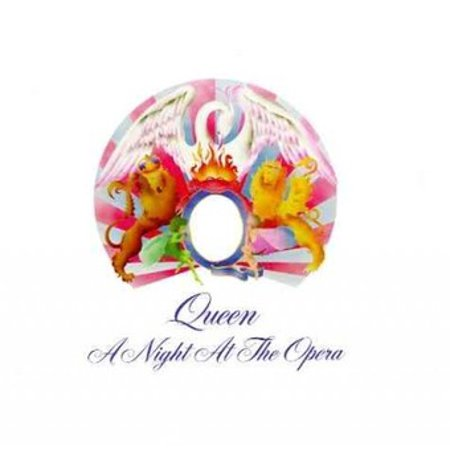 A Night At The Opera (CD) (Best Unknown Opera Musics)