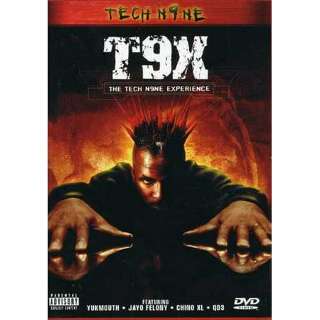 The Tech N9NE Experience (DVD) (Message To The Black Man Tech N9ne)