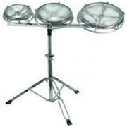 GP Percussion RT68 TunIle-Tom Drum Set with Folding Stand