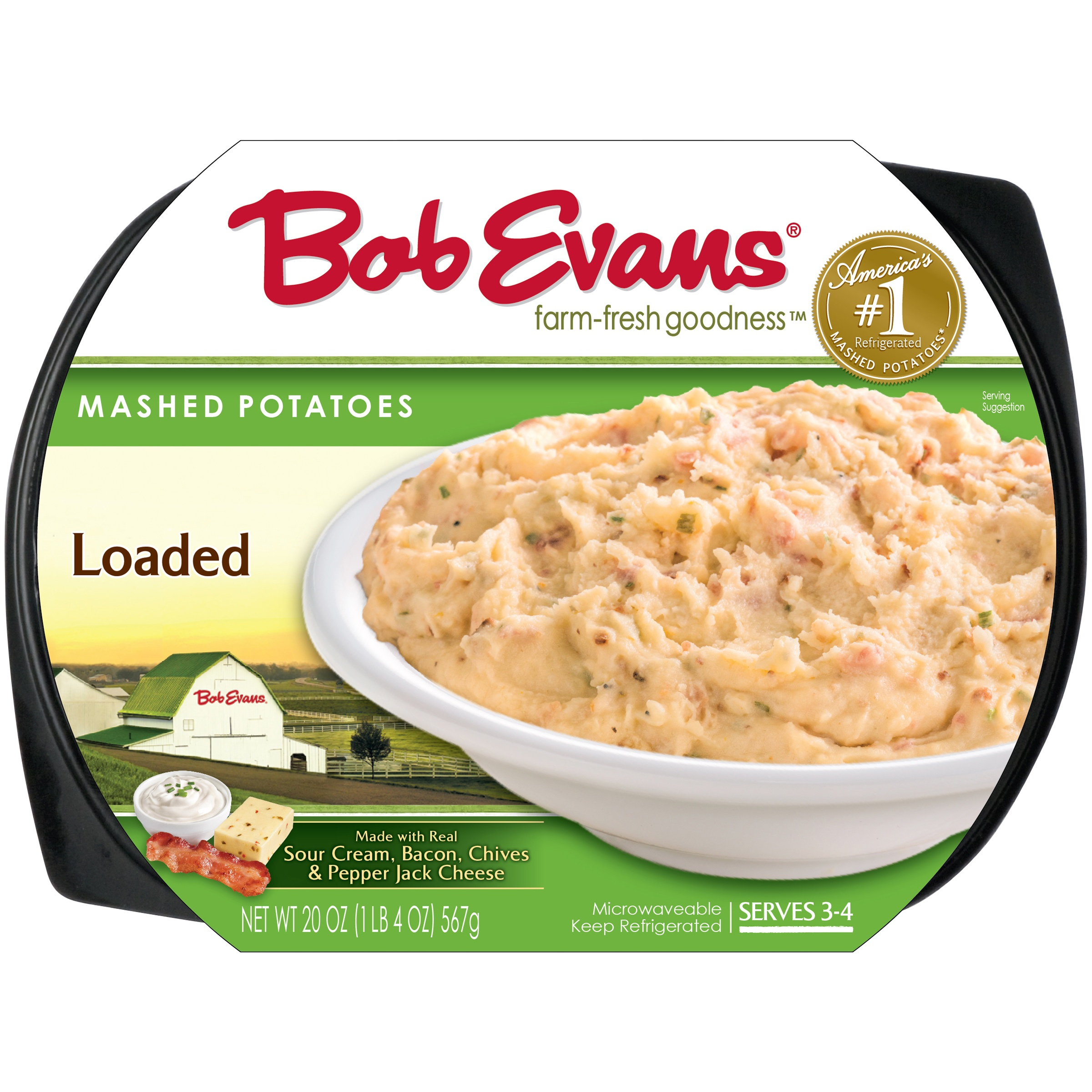 Bob Evans Loaded Mashed Potatoes 20 oz. Tray - Walmart.com on shepherd's pie, bob evans smiley face potatoes, lyonnaise potatoes, frozen sweet potatoes, ham and scalloped potatoes, duchess potatoes, apple pie, seasoned potatoes, bob evans fries, bob evans potato, russet burbank, bob evans salads, bob evans waffles, frozen scalloped potatoes, bob evans cinnamon pancake recipe, potato bread, bob evans thanksgiving menu, bob evans to go thanksgiving, pumpkin pie, homemade scalloped potatoes, pecan pie, simply potatoes, olivier salad, bangers and mash, chocolate chip cookie, oven baked scalloped potatoes, potato salad, potato chip, apple sauce, bob evans fried potatoes, green bean casserole, chicken and potatoes, idahoan potatoes, baked potato,