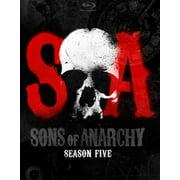 Sons of Anarchy: Season Five (Blu-ray)