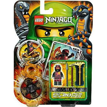 LEGO Ninjago 9572 NRG Cole ()