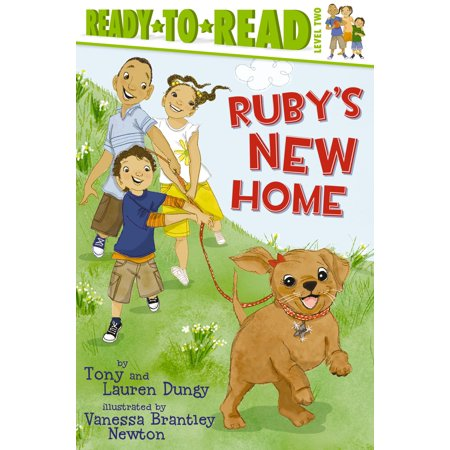 Ruby's New Home (Paperback)