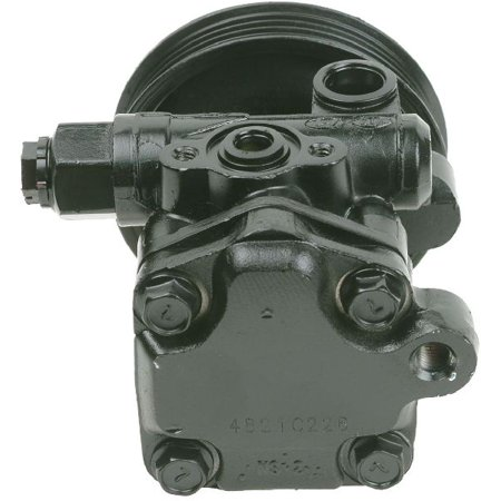 OE Replacement for 2003-2006 Kia Sorento Power Steering Pump (EX / LX) Power Steering Pump Assembly