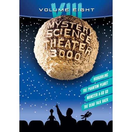 Mystery Science Theater 3000: VIII (DVD)