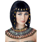 Black Egyptian Wig