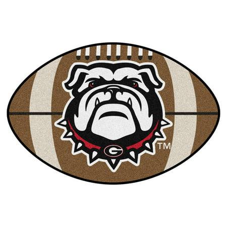 University of Georgia Football Mat