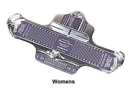 Women's Brannock Device Economical, stylish, and eye-catching shoes