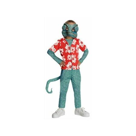 Halloween Costume Long Island Medium (Child's Hawaiian Rango)