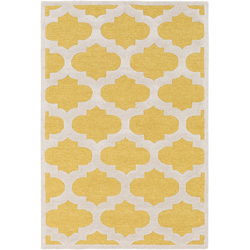 Artistic Weavers Arise Hadley Hand-Tufted Yellow Area Rug