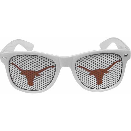 Ncaa College Large Game (NCAA Texas Game Day College Retro Team Logo Sunglasses )