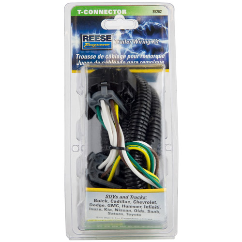 Reese Towpower T-Connector, Toyota, Model #85262