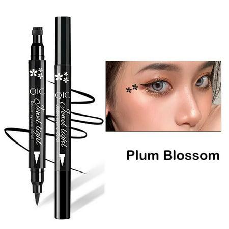 Winged Eyeliner Stamp Waterproof Long Lasting Liquid Eye Pen Makeup