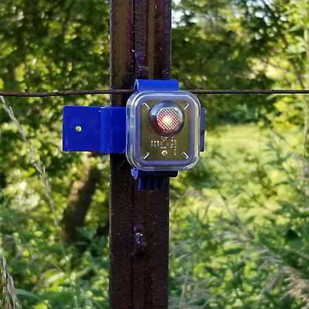 Insulight Flashing Electric Fence Monitor Walmart Com