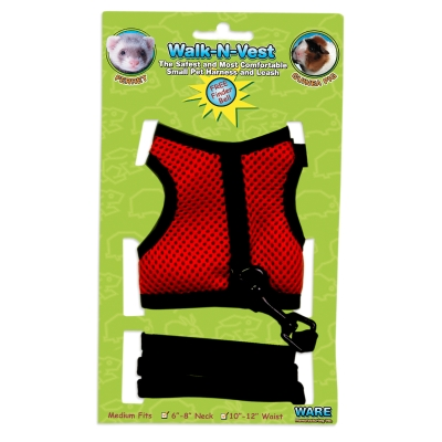 WARE MANUFACTURING INC. WALK-N-VEST MEDIUM