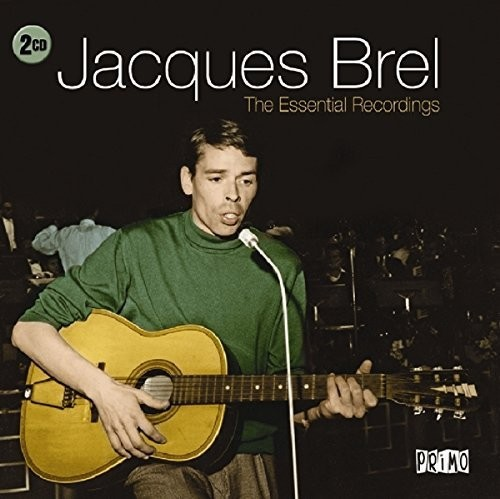 Jacques Brel Essential Recordings [CD] by
