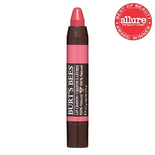 Burt's Bees 100% Natural Moisturizing Matte Lip Crayon, Niagara Overlook - 1 Crayon
