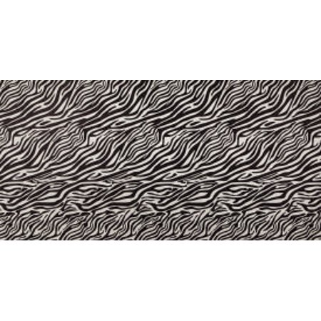 Fadeless Bulletin Board Art Paper, Zebra Design, 48â x 50' - Christian Bulletin Boards