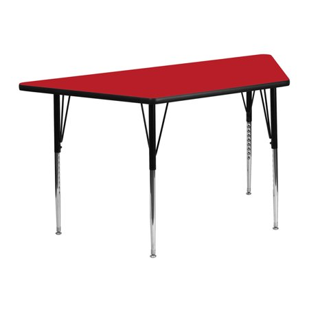 Red Trapezoid Activity Table