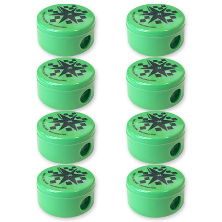 Minecraft 'TNT Party' Pencil Sharpeners / Favors (8ct)](Minecraft Birthday Party Supplies)